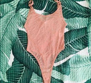 Fashionnova pink lingerie